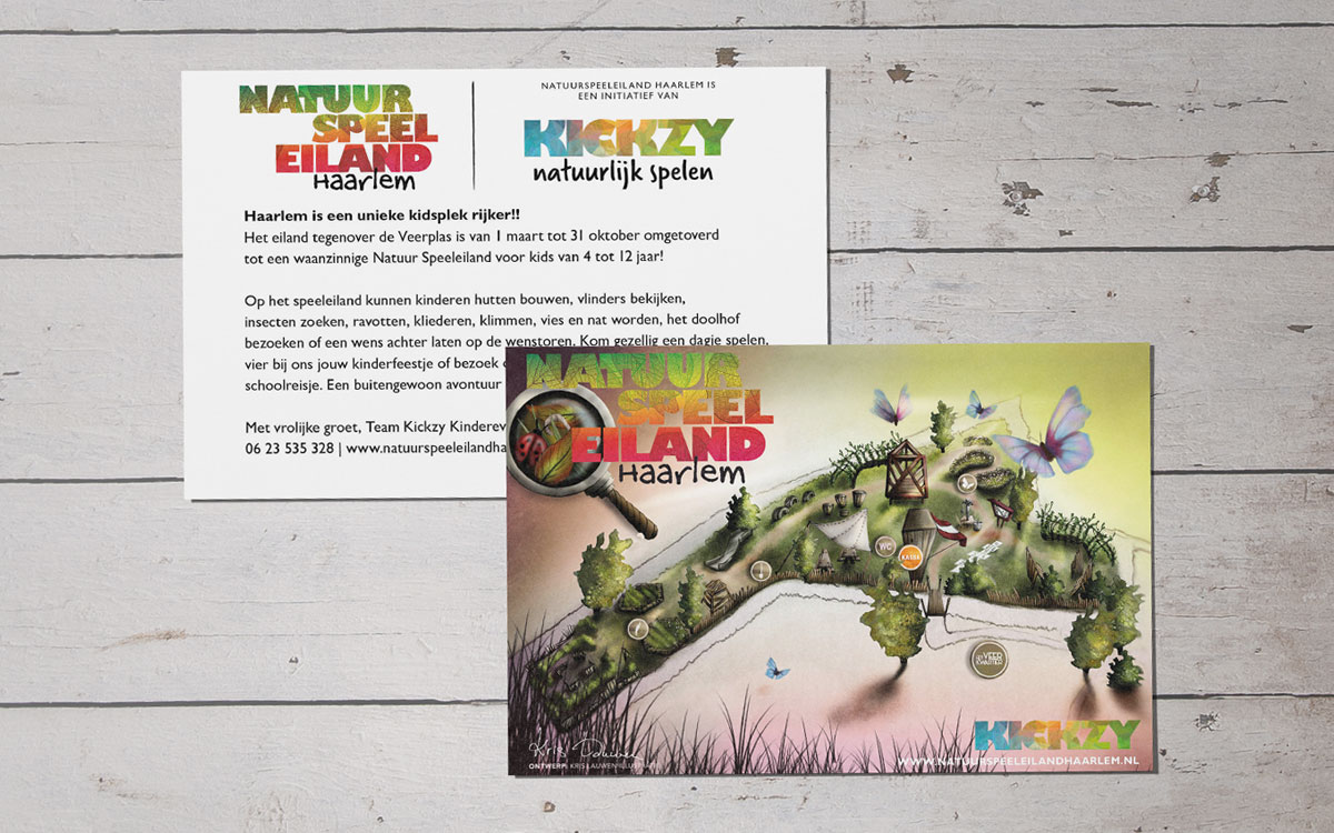 promotional card play island