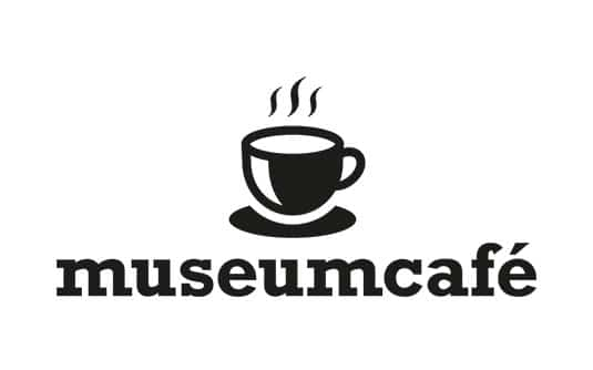 signing museum cafe