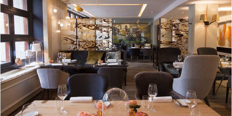 Restaurant Bridges Sofitel Legend The Grand Amsterdam