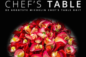 Michelin Chefs Table Sint Maarten