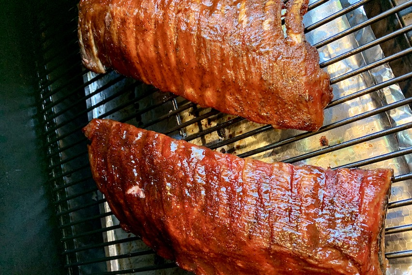 Spareribs Nice to Meat