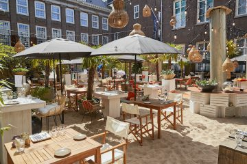 Sofitel Legend The Grand Amsterdam The Grand Beach