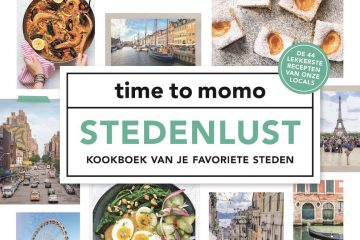 Kookboek Stedenlust time to momo