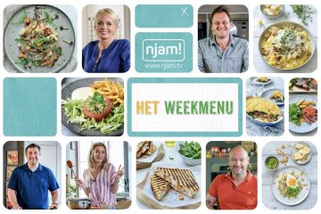 kookboek njam weekmenu