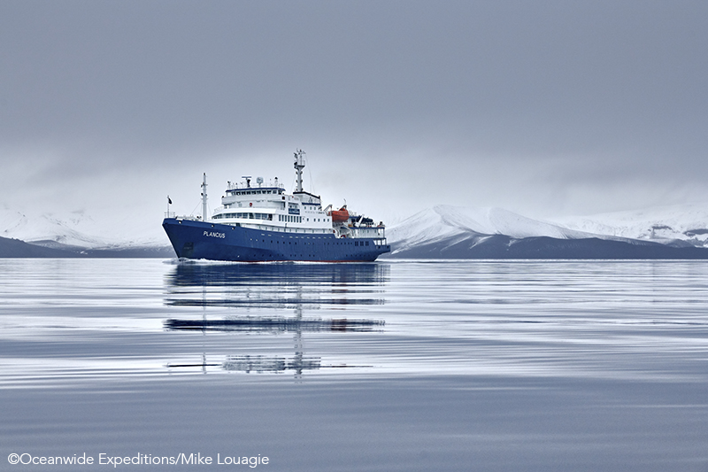 Oceanwide Expeditions Mike Loagie