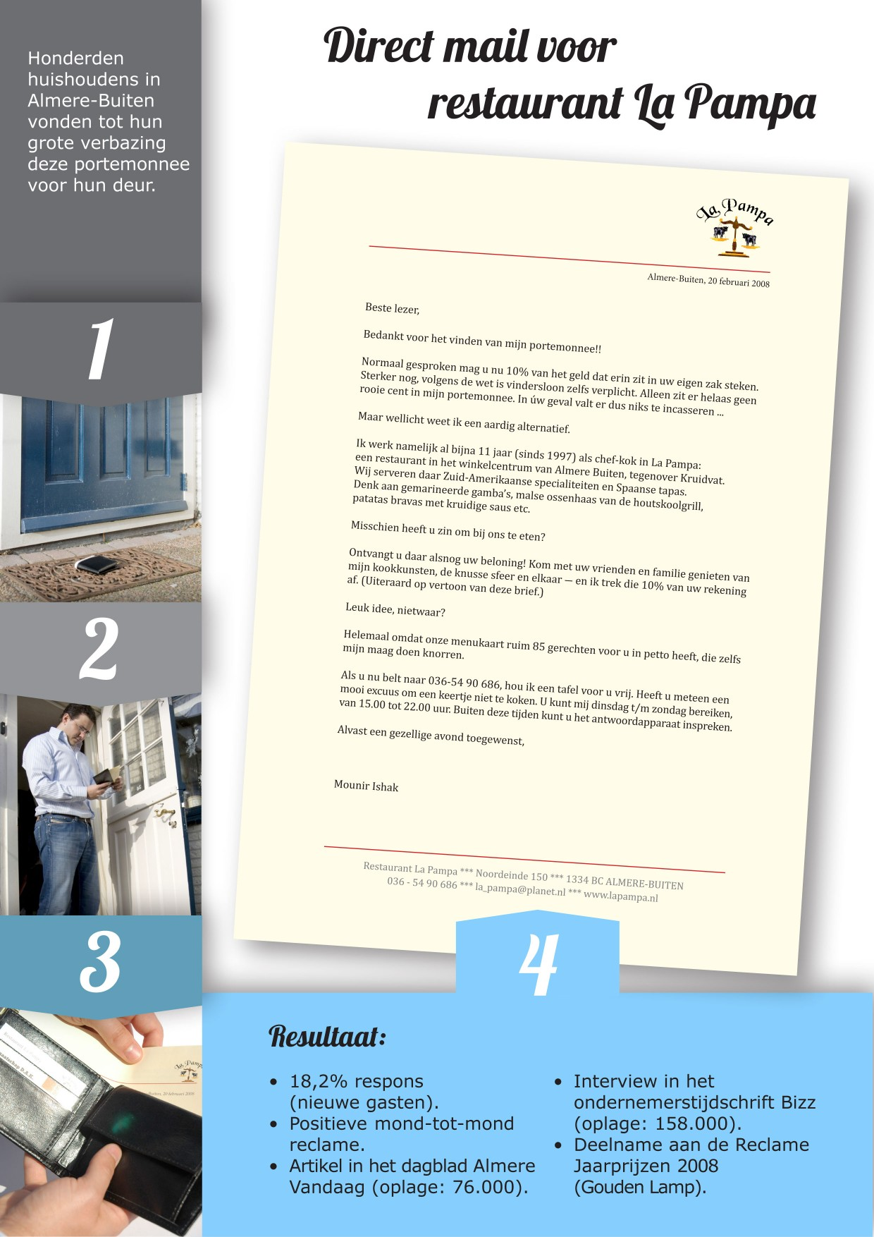 Direct mail (voorbeeld)