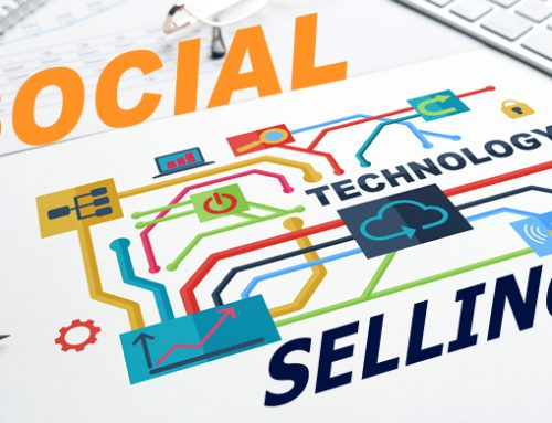 SELLING is altijd SOCIAL
