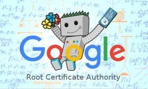 Google Root Certificate Authority