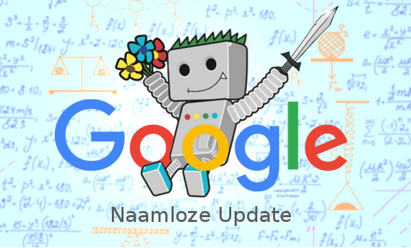 Naamloze Google Update December 2017