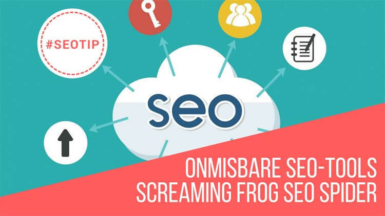 Screaming Frog SEO Spider onmisbaar voor SEO.