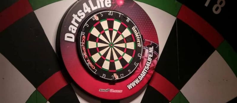Darts 4 Life dartbord surround ring