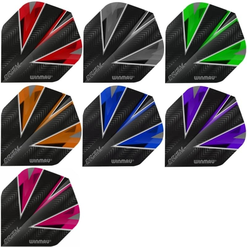 Winmau Prism alpha flights