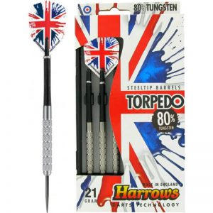 Harrows Torpedo darts gK