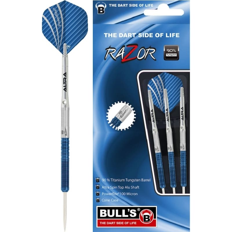Bull's Germany Razor R3 dartpijlen