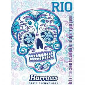Harrows Darts poster Rio