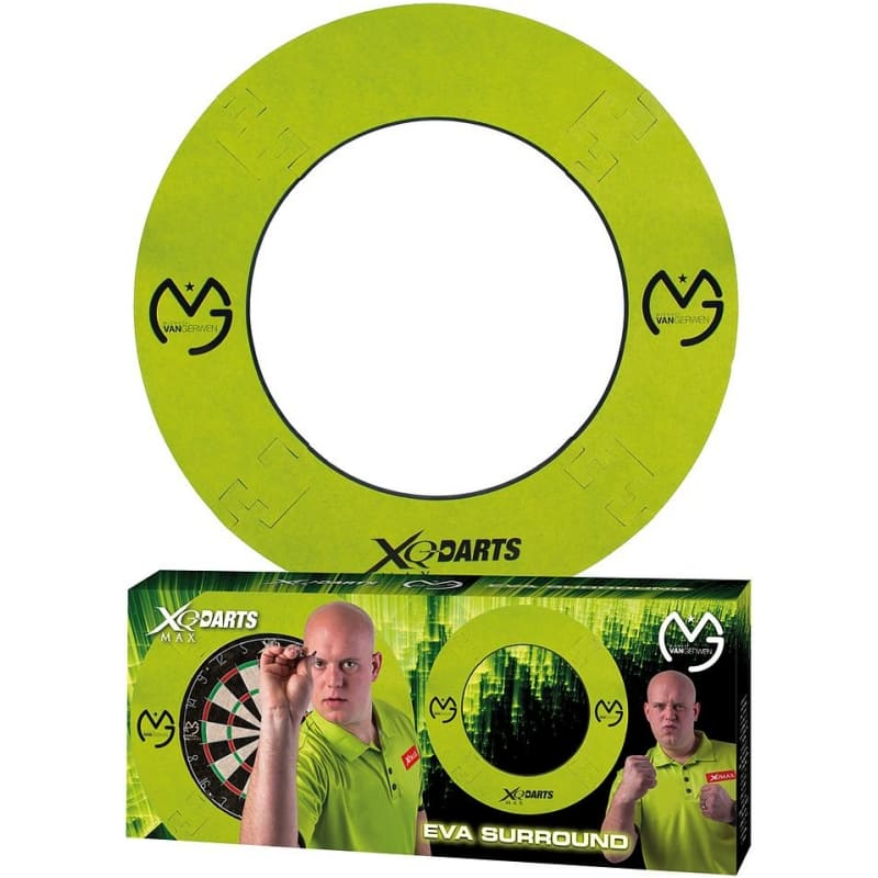 Michael van Gerwen dartbord ring