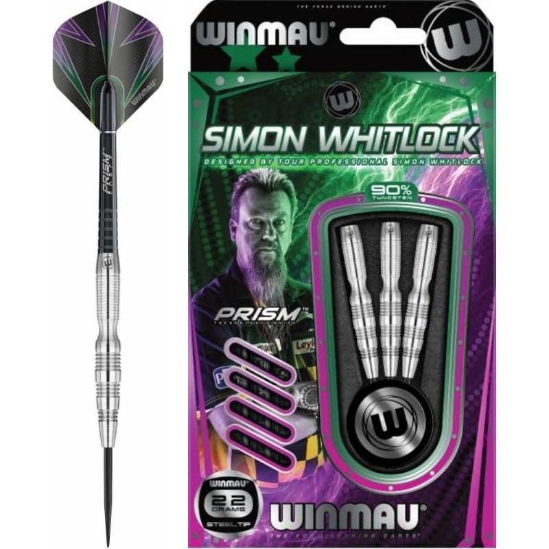 Simon Whitlock Dartpijlen