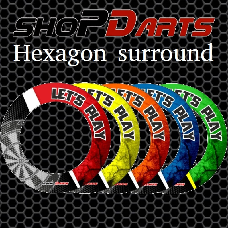 Shopdarts Hexagon surround