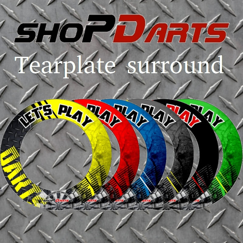 Shopdarts Tearplate surround