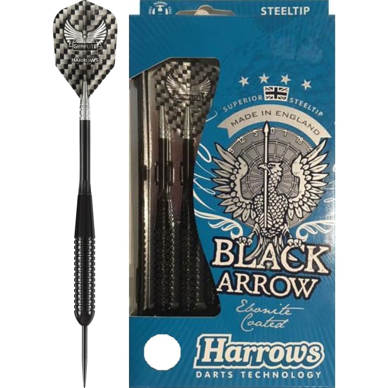 Harrows Black arrow dartpijlen 21gR