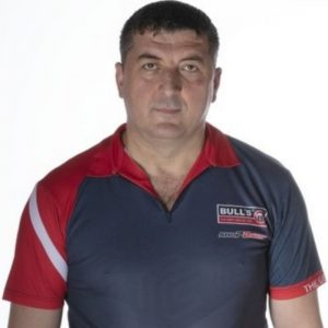 Dartshirt Mensur Suljovic made by Shopdarts