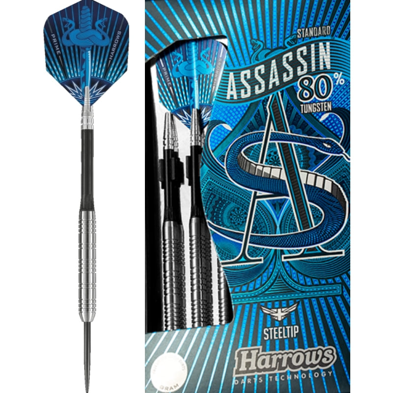 Harrows Assassin 18gR dartpijlen