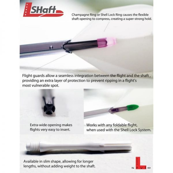 L Style flight to shaft fit manual