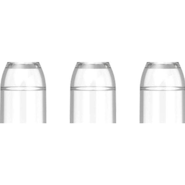 L Style Champagne rings clear