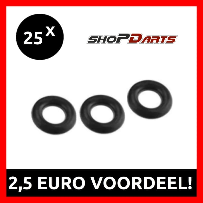 25 Sets Shaft O-Rings