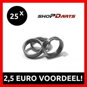 25 Sets Shaft Rings