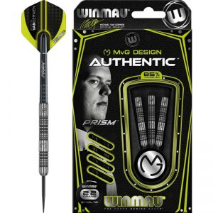 Van Gerwen Authentic dartpijlen