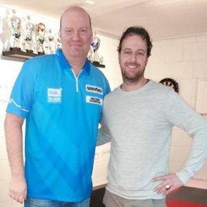 Vincent van der Voort dartshirt made by Shopdarts