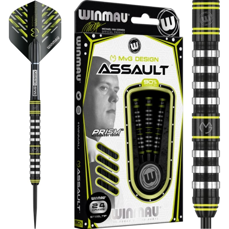 Van Gerwen Assault darts